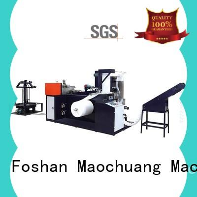 high speed automatic spring coiling machine easy to handle for cold environment Maochuang Mattress Machinery
