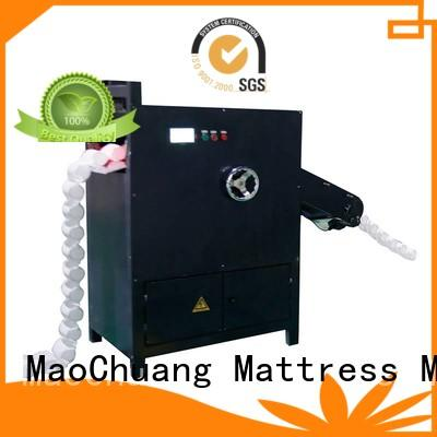 viscose cb1 Viscose Pocket Spring Machine special MaoChuang Mattress Machinery company