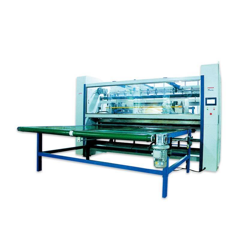 MC-CJ-A Automatic Mattress Cutting Machine