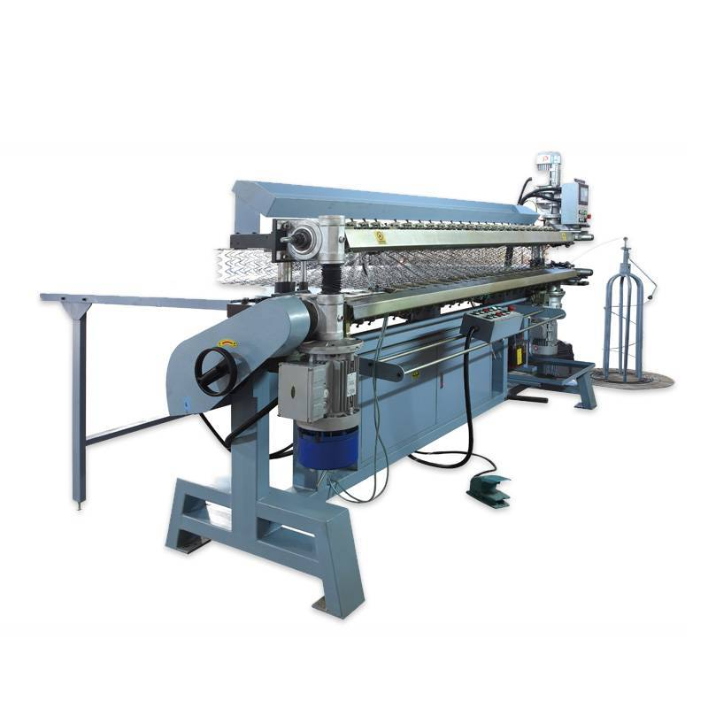 MC-CHJ-3BP Double Cone Spring Automatic Spring Assembly Machine