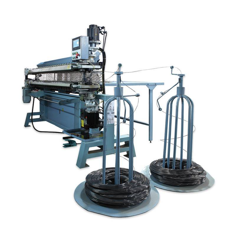 MC-CHJ-4SF Double Cone Spring Automatic Spring Assembly Machine