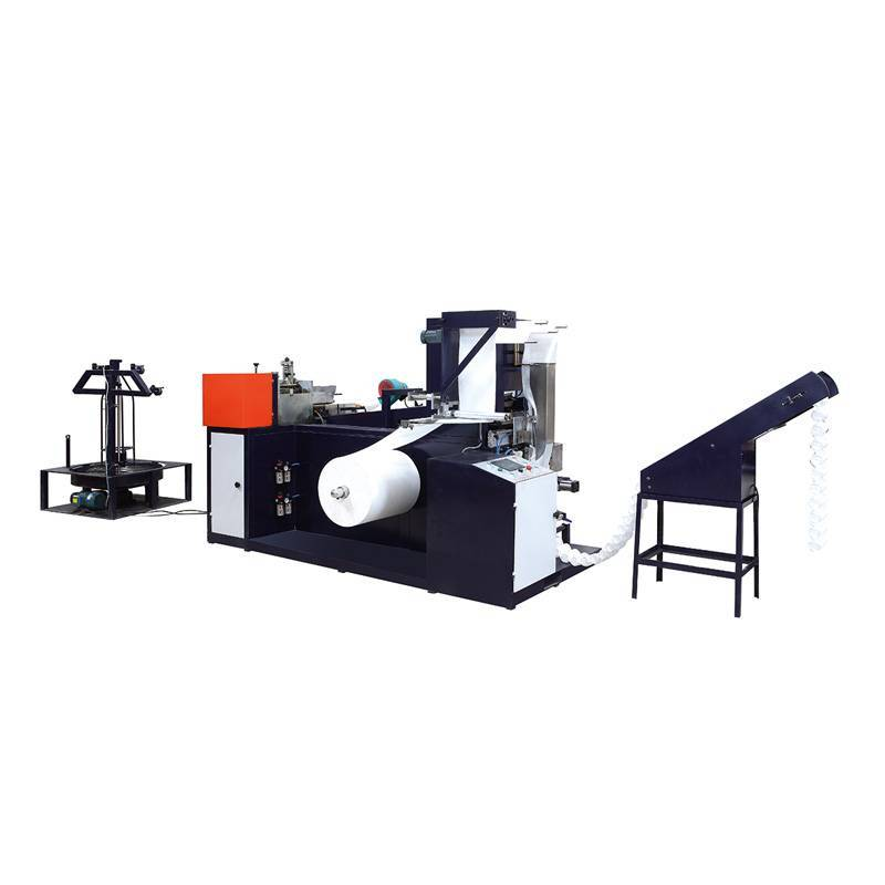 MC-DZJ-55A Automatic Medium Speed Pocket Spring Machine