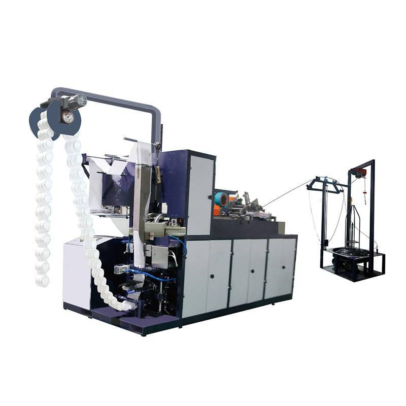MC-DZJ-60A Full Automatic High Speed Pocket Spring Machine