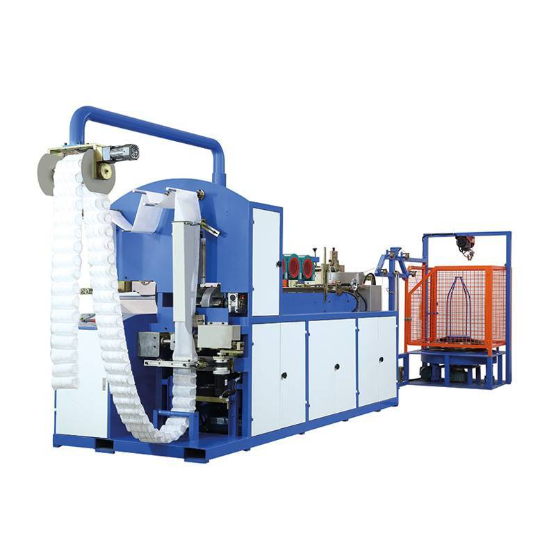 MC-DZJ-90A High Speed Full Automatic Cylinder Pocket Spring Machine