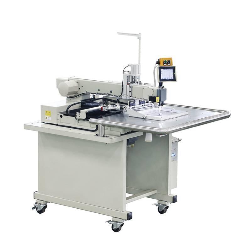 3040 Automatic Computer Pattern Trademark Mattress Sewing Machine