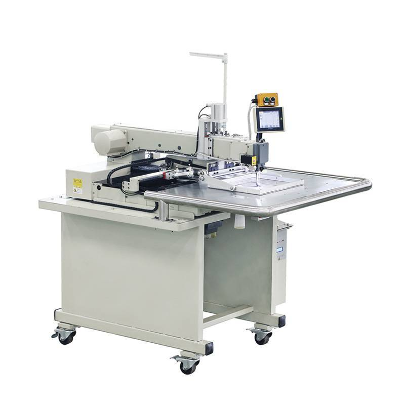 3040 Automatic Computer Pattern Trademark Mattress Sewing Machine