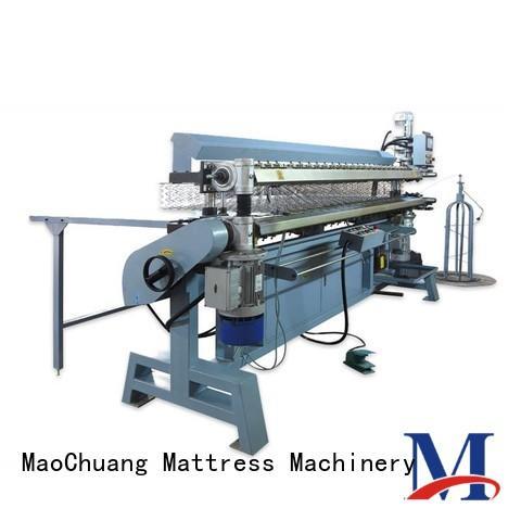 spring making machine mcchj3bp MaoChuang Mattress Machinery Brand Spring Assembly Machine