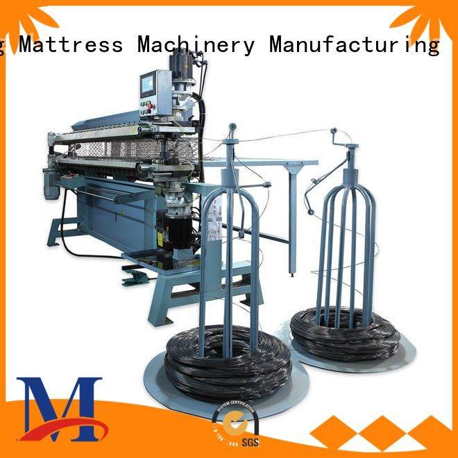 Maochuang Mattress Machinery Brand speed core spring making machine free supplier