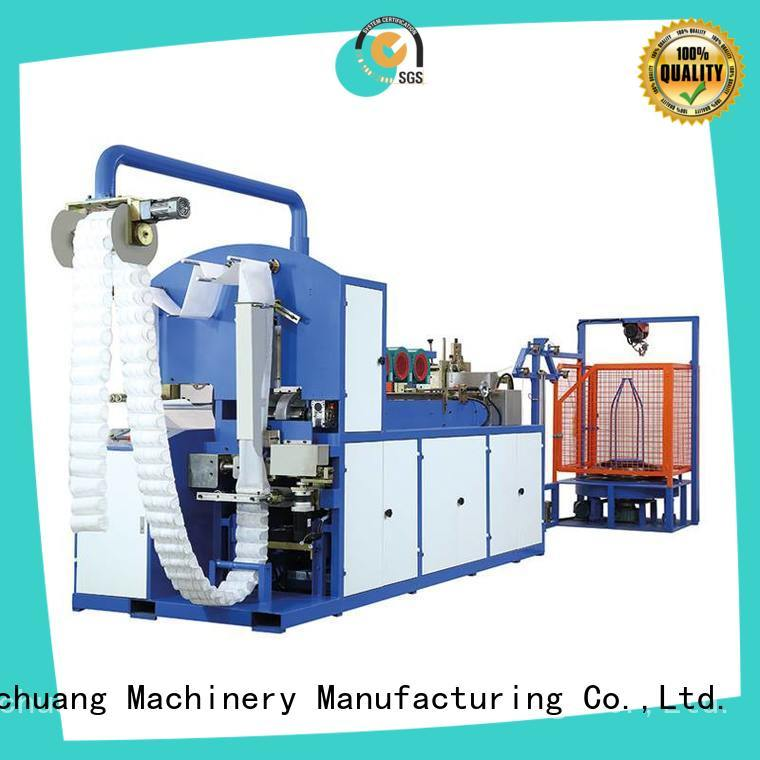 Maochuang Mattress Machinery spring Automatic Pocket Spring Machine easy to handle for non-gas environment