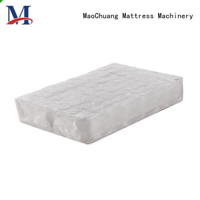 MaoChuang Mattress Machinery pocket spring unit bagged spring pocket unit