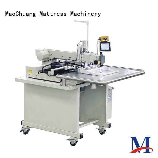 overlock rq5 mattress pattern MaoChuang Mattress Machinery factory sewing machine