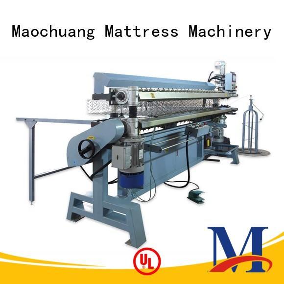 ppring wb1 needle OEM Spring Assembly Machine Maochuang Mattress Machinery