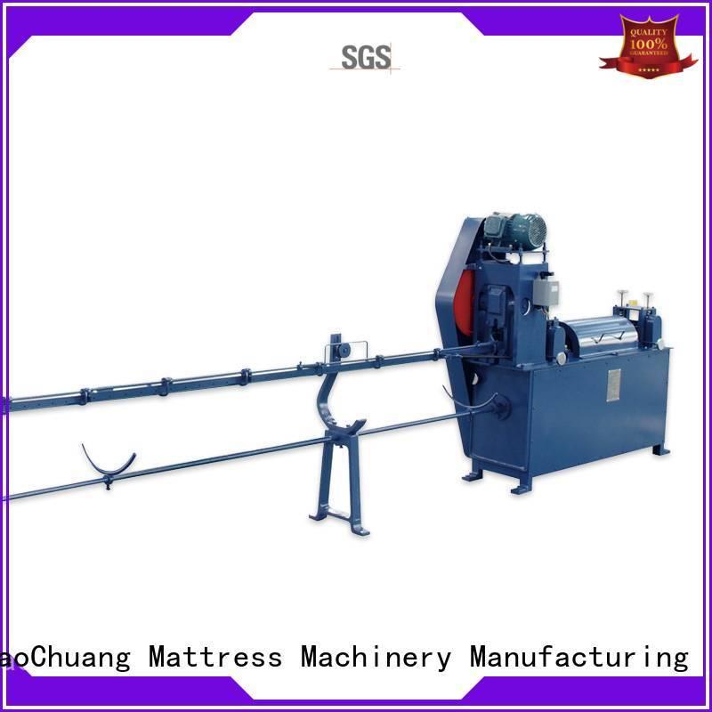 machine numerical buckle mattress cutting machine Maochuang Mattress Machinery Brand company