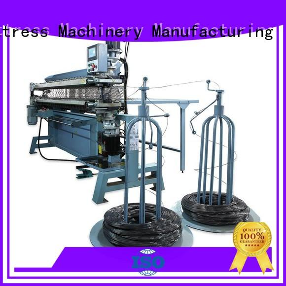 double coil spring making machine spring for producing sofa seat bag Maochuang Mattress Machinery