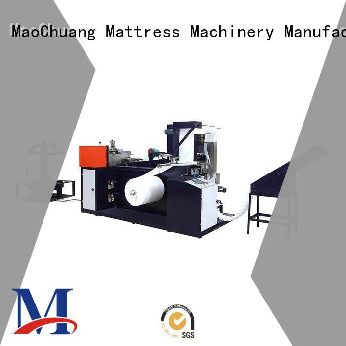 mcdzj60a cb1 edge Automatic Pocket Spring Machine Maochuang Mattress Machinery Brand