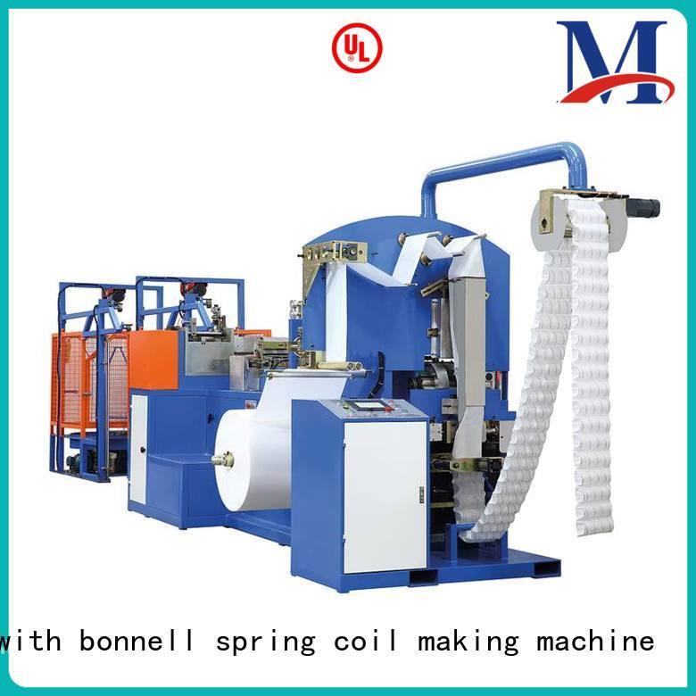 Quality MaoChuang Mattress Machinery Brand Automatic Pocket Spring Machine new