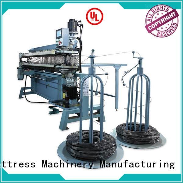 spring making machine bag edging Spring Assembly Machine numerical MaoChuang Mattress Machinery Brand
