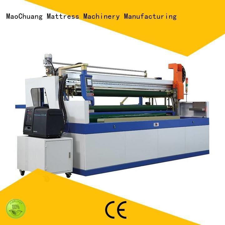spring winding machine bag mczjj3a MaoChuang Mattress Machinery Brand