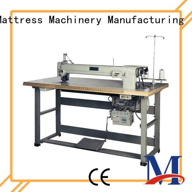 Maochuang Mattress Machinery pattern mattress sewing machine for sale equipped with high stroke automatic pressure foot for factory