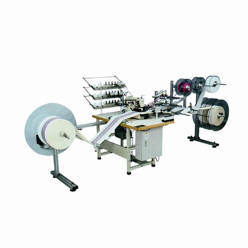 MC-16-33 Mattress Side Pattern Sewing Machine