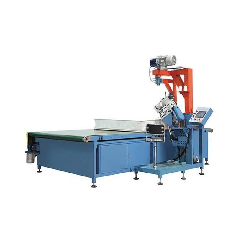 WB-4B Automatic Turnover Mattress Edge Sewing Machine
