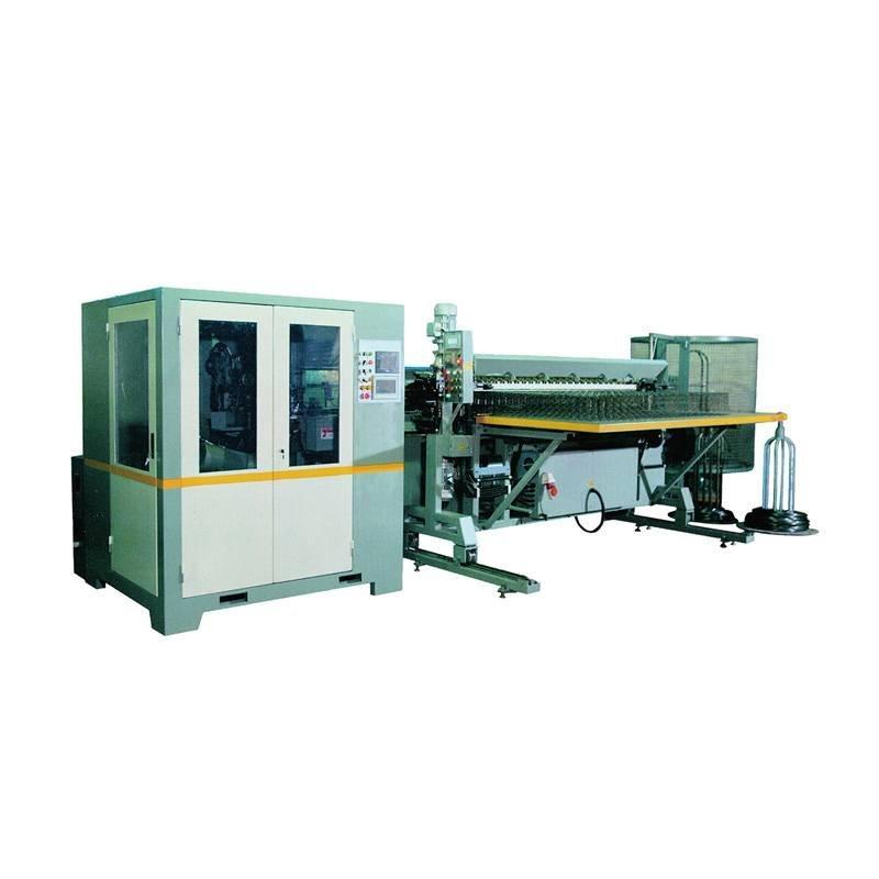 MC-AM-80L Automatic Bonnell Spring Machine - Bed Core Production Line