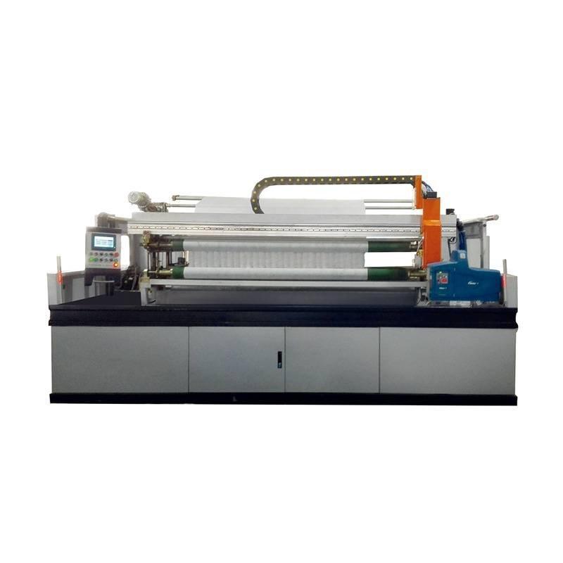 MC-ZJJ-3A Numerical Control Bagged Spring Viscose Machine