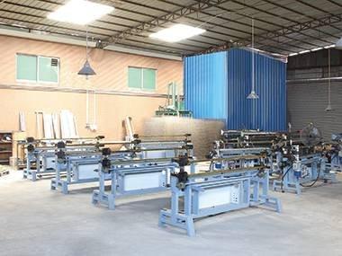 Mattress machinery production of real