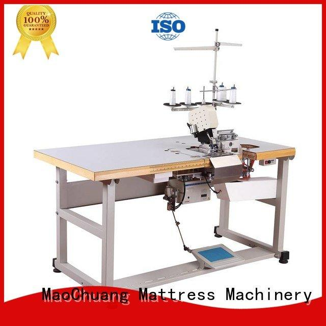 trademark cb1 MaoChuang Mattress Machinery automatic sewing machine