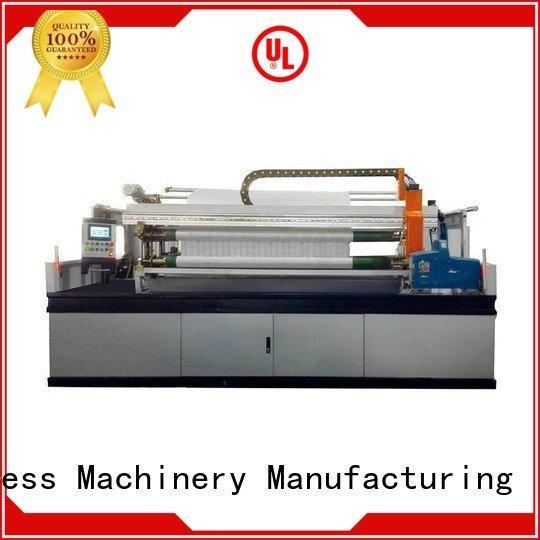 MaoChuang Mattress Machinery Brand decorating viscose Viscose Pocket Spring Machine bag numerical