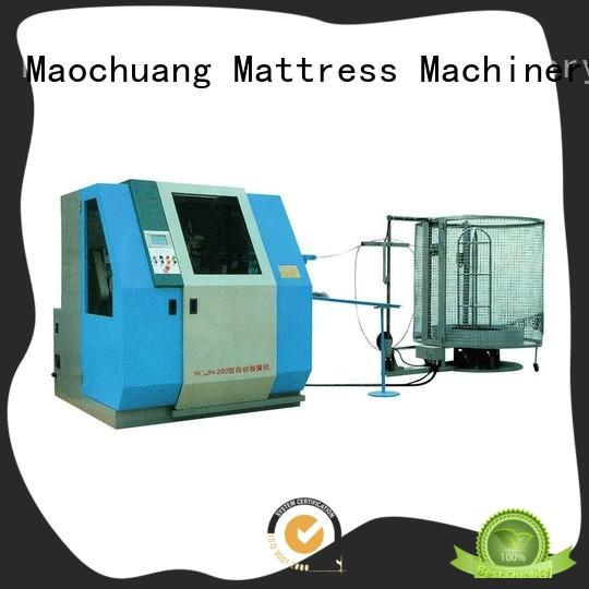 spring machine for sale bonnell for producing Maochuang Mattress Machinery