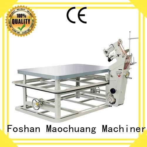 Maochuang Mattress Machinery Brand cutter tape edge machine for sale control factory
