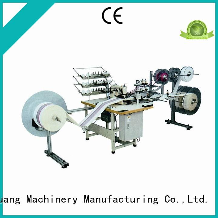 Maochuang Mattress Machinery high quality auto sewing machine equipped with high stroke automatic pressure foot for industry