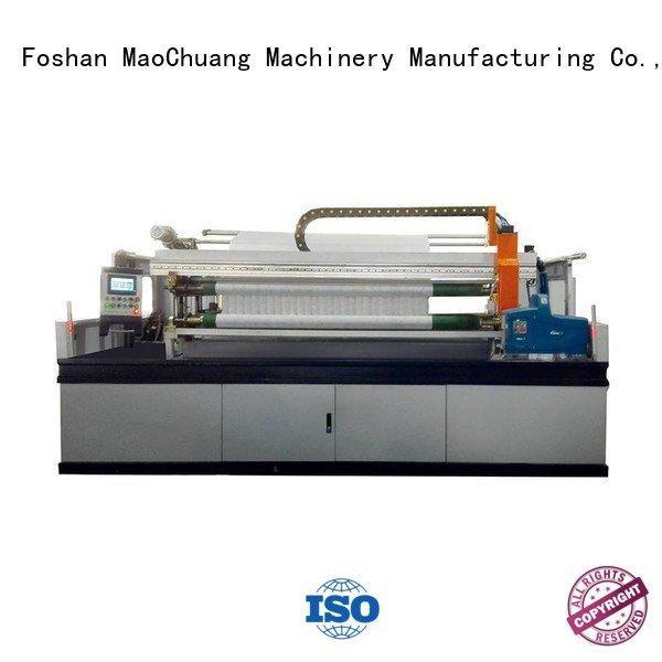 spring winding machine bagged numerical Viscose Pocket Spring Machine MaoChuang Mattress Machinery Warranty