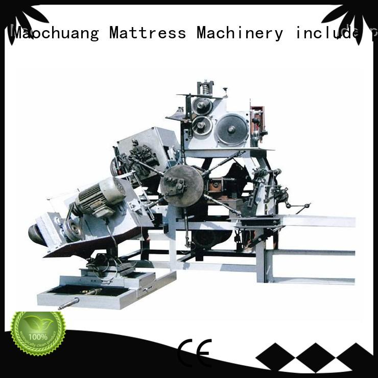 cnc spring machine flat mcchj3bp mcam80l Maochuang Mattress Machinery Brand bonnell spring machine