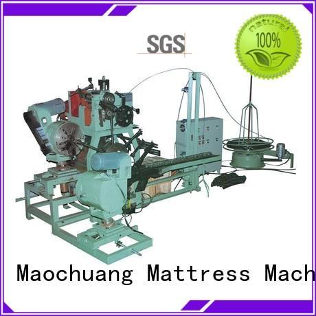 Hot hot selling cnc spring machine best Maochuang Mattress Machinery Brand