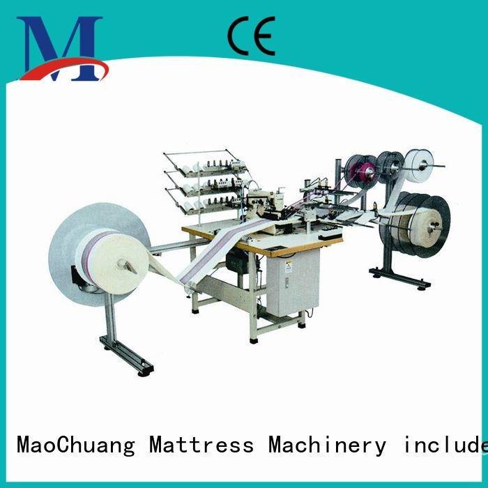 pattern overlock factory sewing machine arm MaoChuang Mattress Machinery