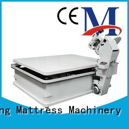 edge mattress tape edge machine with low vibration for factory Maochuang Mattress Machinery