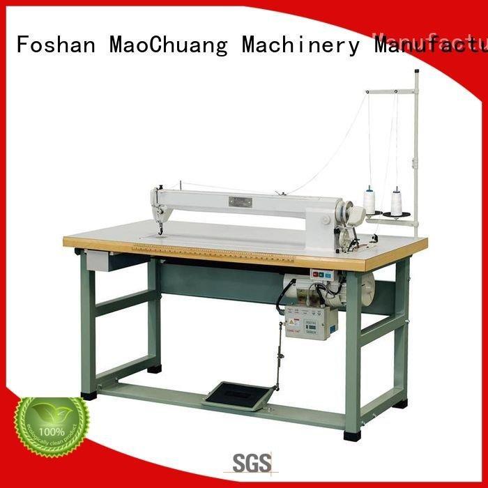 Hot factory sewing machine long MaoChuang Mattress Machinery Brand