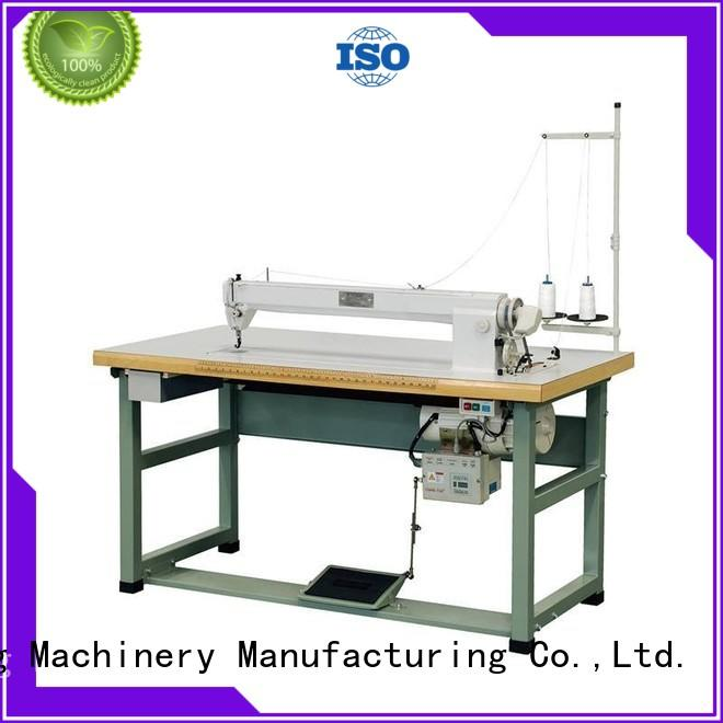 Maochuang Mattress Machinery overlock mattress sewing machine manufacturers equipped with high stroke automatic pressure foot for factory