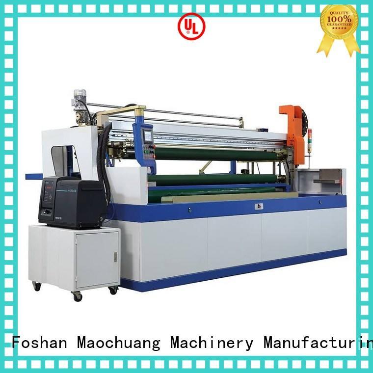 Maochuang Mattress Machinery Brand mcjh280 3040 Viscose Pocket Spring Machine turnover factory