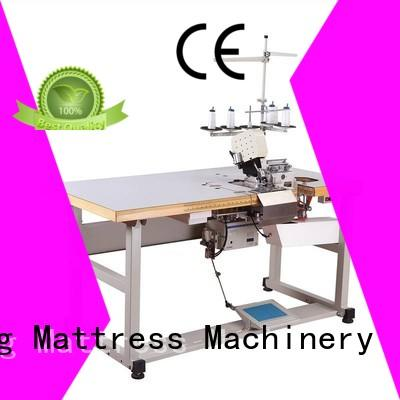 Maochuang Mattress Machinery arm factory sewing machine equipped with high stroke automatic pressure foot for industry