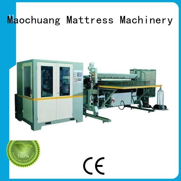 Maochuang Mattress Machinery advanced Spring Assembly Machine with high work efficiency for producing sofa seat bag