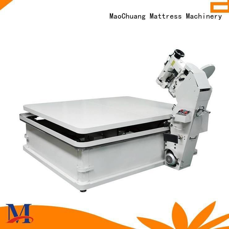 wb4b mattress tape edge machine for sale edging MaoChuang Mattress Machinery