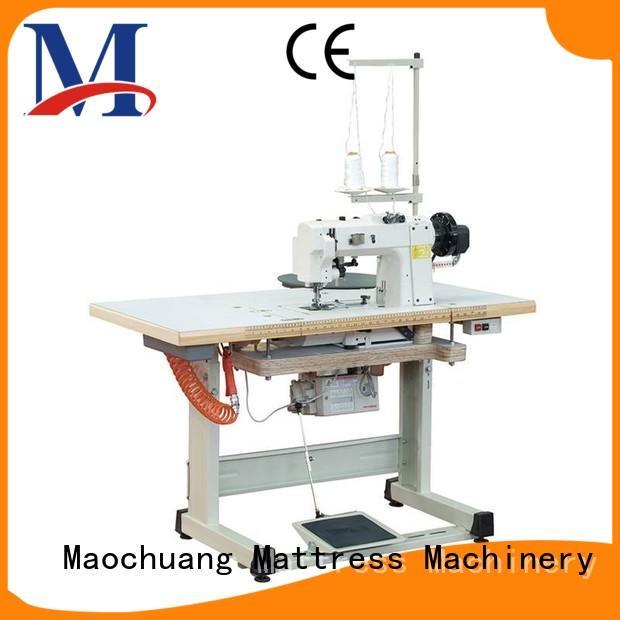 Maochuang Mattress Machinery Brand viscose sewing automatic sewing machine mcam80l supplier