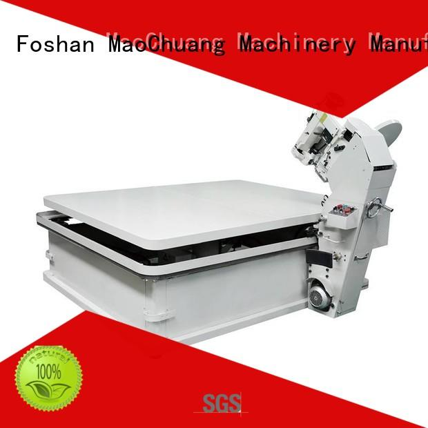 Custom ppring tape edge machine for sale mcyhj2 MaoChuang Mattress Machinery