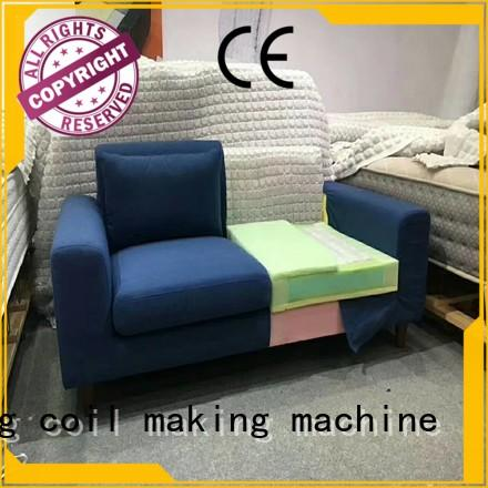 Maochuang Mattress Machinery Brand bar pocket bagged custom orthopedic spring unit