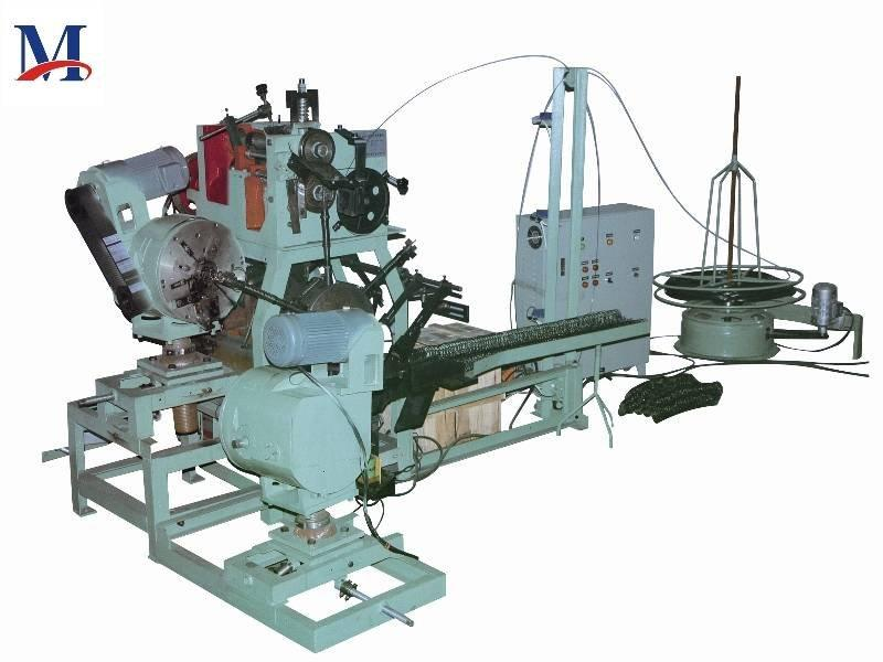 08-1coil spring machine