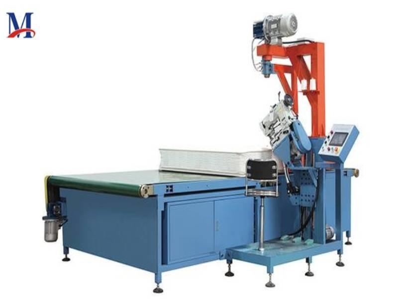 WB-4 mattress edge sewing machine