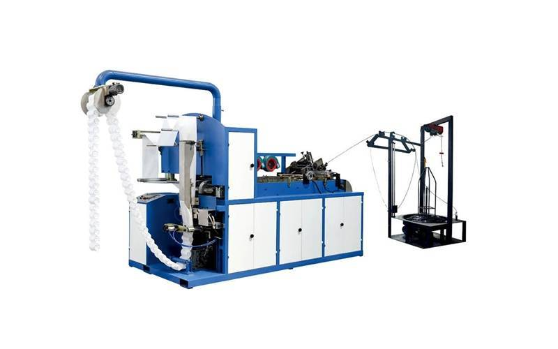 MC-DZJ-70A High Speed Full Automatic Pocket Spring Machine